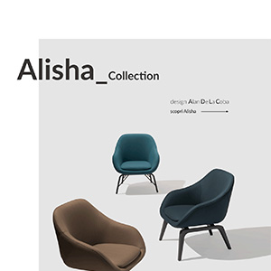 Nuova lounge Alisha by New Life