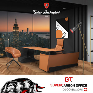 Tonino Lamborghini GT Supercarbon Office Collection