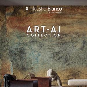 Carte decorative Inkiostro Bianco ART-AI: un viaggio in Africa