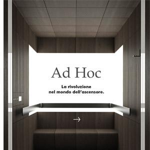 Ad Hoc - La rivoluzione nel mondo dell'ascensore