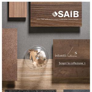 Rivestimenti tattili in legno: pannelli decorativi SAIB