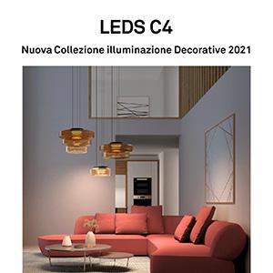 Illuminazione LEDS C4: nuovo catalogo Decorative 2021