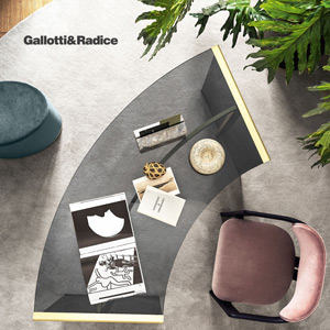 Gallotti&Radice Collezione Ufficio: al lavoro, con stile