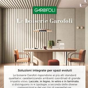 Le boiserie Garofoli: soluzioni personalizzate per ambienti eleganti e funzionali