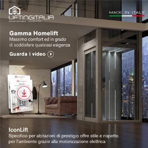 Miniascensori LiftingItalia: stile, comfort e adattabilità di livello superiore