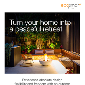 Camini a bioetanolo EcoSmart Fire: trasforma la tua casa in pochi minuti