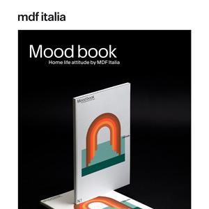 MDF Italia Mood Book. Home Life Attitude.