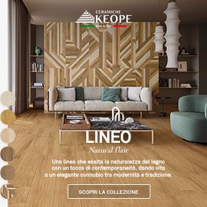Novità effetto legno Ceramiche Keope: qualità Made in Italy ed eco-sostenibilità