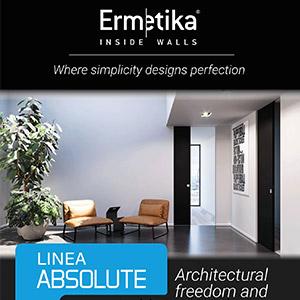 Linea Absolute di Ermetika: Where simplicity designs perfection