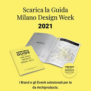 Scarica la guida Milano Design Week 2021
