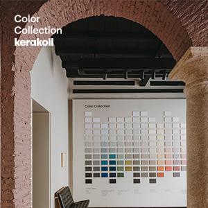 Kerakoll Brera Studio: nuovi colori e superfici per decorare gli interni