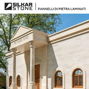 Pannelli di pietra laminati: la soluzione SilkarStone per installazioni di pietra naturale