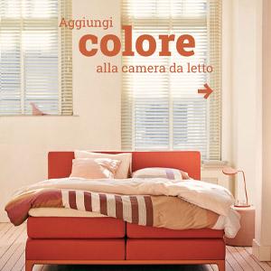 Letti Auping: infiniti colori e tessuti per la tua camera da letto