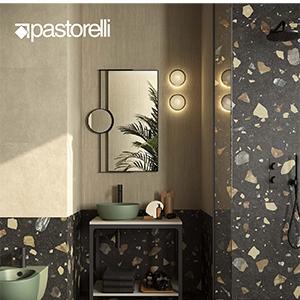 Superfici in-outdoor Colorful by Pastorelli: inedite combinazioni per atmosfere contemporanee