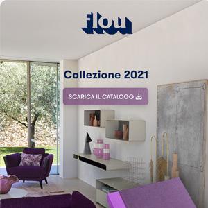 Flou, la nuova collezione 2021: scarica il catalogo