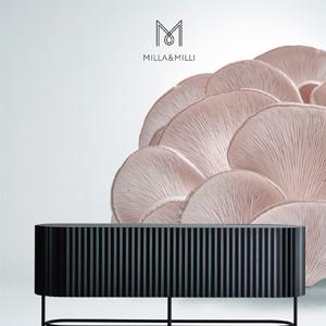 Madie, librerie, tavoli e mobili bar in legno massiccio: Eternel by Milla&Milli
