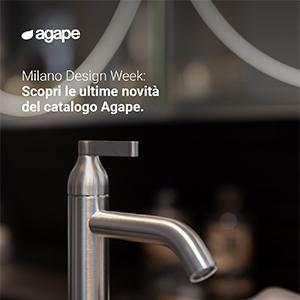 Agape alla Milano Design Week: scopri le ultime novità 2021