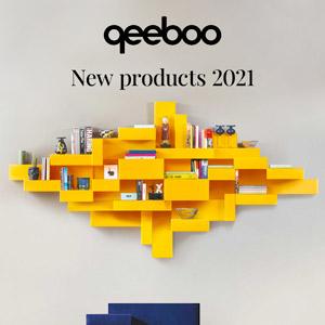 Nuovi prodotti Qeeboo 2021 - Extraordinary Objects
