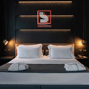 Soluzioni d'arredo Contract Mobilificio Sangiorgi al Sia Hospitality Design
