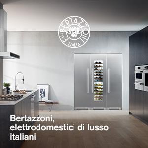 Bertazzoni, gli elettrodomestici di lusso italiani