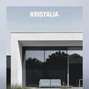 Kristalia Palco, sedute outdoor ispirate ai pallet: nuova finitura in alluminio 100% riciclabile