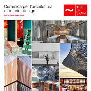 Ceraspaña nuovo magazine46: ceramica per l'architettura e l'interior design