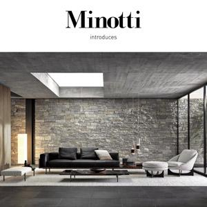Minotti presenta Brasilia: Marcio Kogan / studio mk27 design