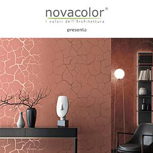 Wallpaper Collection by Novacolor, ispirata alla natura