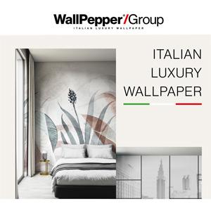 Carte da parati WallPepper/Group: il must-have dell'interior contemporaneo